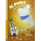 Young ELI Readers - Aladdin and the magic lamp + CD-Audio - Stage 1 - below A1 Starters