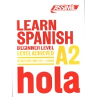 Learn Spanish. Con CD-ROM (Level A2)