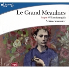 Le Grand Meaulnes Audiolivre 1CD MP3 (Texte abrégé)