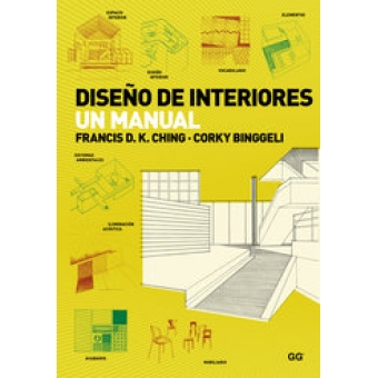 dise o de interiores un manual