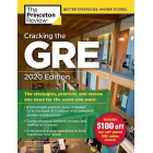 Cracking The GRE With 4 Practice Tests - Edición 2020 (Graduate Test Prep)