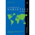 A Handbook of varieties of English. A multimedia reference tool  CD-ROM Y 2 libros