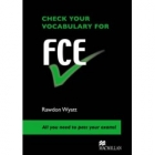 Check your vocabulary For FC