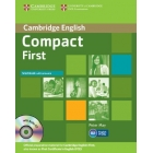 Compact First. Workbook with answers and Audio CD