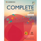 Complete Preliminary for Spanish Speakers Revised exam from 2020 - Workbook with Answers and Downloadable Audio