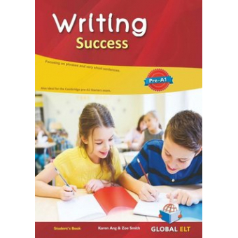 Writing Success Level Pre A1 - Starters