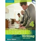 Real Writing 4 with answers + Audio CD Nivel C1 Advanced