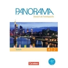 Panorama A2. Testheft mit Audio CDs