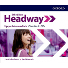 New Headway 5th edition - Upper-Intermediate - Class CD