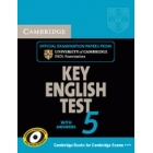 KET Key English Test 5 With Answers