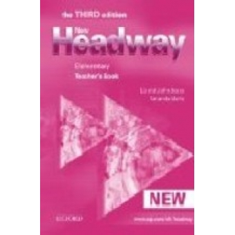 New Headway Elementary Third Edition Students Book