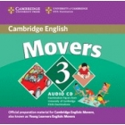 Movers 3 (Camb. Young Learners English Tests) Audio CD