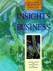 Insight into business. Students' book