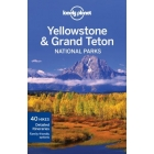 Yellowstone & Grand Teton National Parks. Lonely Planet (inglés)