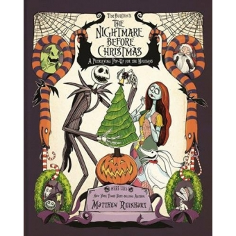Nightmare Before Christmas Pop Up (Petrifying Pop Up)