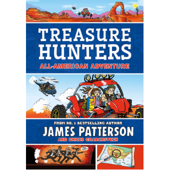 Treasure Hunters. All American Expedition