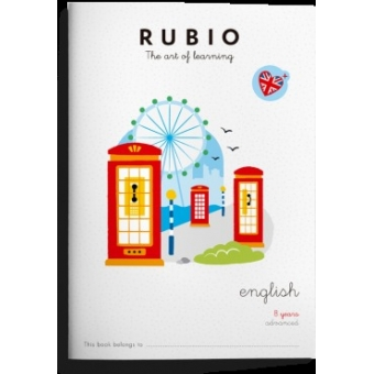 Rubio. The Art of learning. English 8 Years Advanced