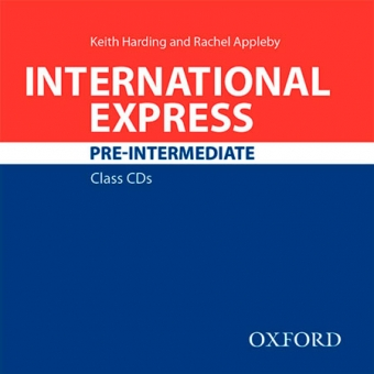 International Express Pre-Intermediate.Class CD (3rd Edition)