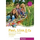 Paul, Lisa & Co A1.1 - Arbeitsbuch