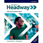 New Headway 5th edition - Advanced - Student's Book with Student's Resource center and Online Practice Access