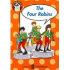 The four Robins (longman young readers) Level 6