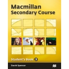Macmillan secondary course Students Book 3
