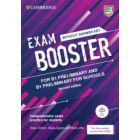 Exam Booster for Preliminary and Preliminary for Schools with Answer Key with Audio for the Revised 2020 Exams