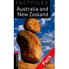 Oxford Bookworms. Factfiles Stage 3: Australia and New Zealand CD Pack Edition 08