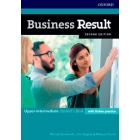 Business Result Upper-Intermediate. Student's Book with Online Practice 2nd Edition