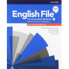 English File 4th edition - Pre-Intermediate - Student's Book + Workbook MULTIPACK A