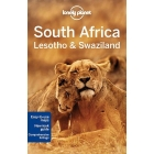 Sudáfrica/South Africa-Lesotho-Swaziland. Lonely Planet (inglés)