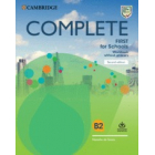 Complete First for Schools 2nd edition - Workbook WITHOUT answers