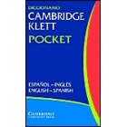 Diccionario Cambridge Klett pocket : español-inglés, English-Spanish