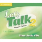 Let's Talk 2 Class Audio Cd's