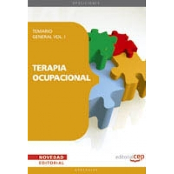 Terapia ocupacional. temario General. Vol I