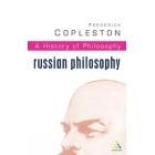 A history of Philosophy, vol. X: Russian philosophy