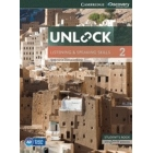 Unlock Listening & Speaking Skills. Level A2. Student's Book with Online Workbook