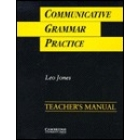 Communicative Grammar Practice. Activities for intermediate students o