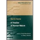 A treatise of human nature (Edited by Norton & Norton) Complete edition for students