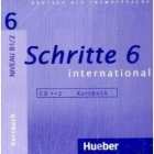 Schritte international 6 Audio CD