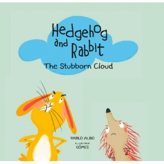Hedgehog and rabbit. The stubborn cloud.