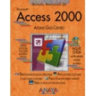 Manual avanzado de Access 2000