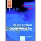 The First Certificate Creative Writing Disc for Windows.Single user version CD-ROM