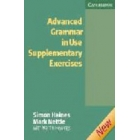 Advanced Grammar in Use Supplementary Exercises without answers