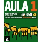 Aula 1 Nueva edición A1 Libro del alumno + Audio CD+Mp3