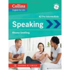 Collins English for Life: Speaking A2 Pre-Intermediate (Paperback and CD)