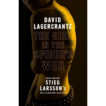 The Girl in the Spider's Web (Millenium Series Book 4)