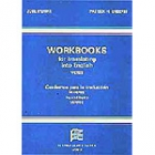 Workbooks for translating into English verbs