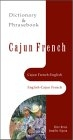 Dictionary and phrasebook Cajun French/english-english/cajunfrench