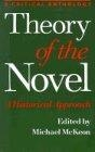 Theory of the novel: a historical approach (A critical anthology)